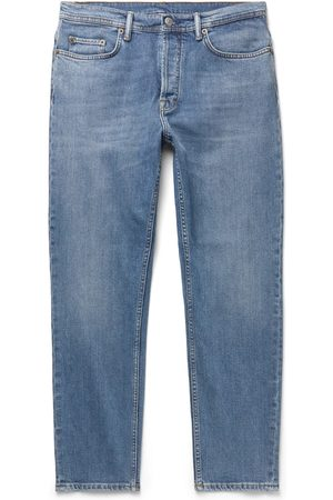 Acne Studios Man Slim - Slim-Fit Tapered Stretch-Denim Jeans
