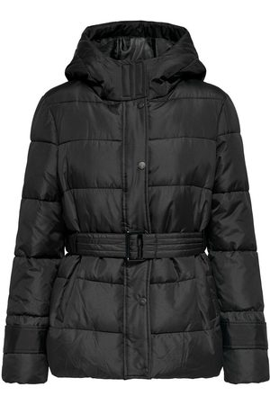 Only Belt Quilted Jacket