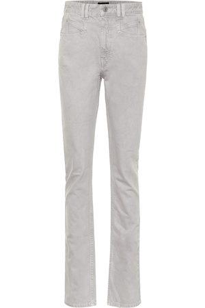 Isabel Marant Nominic high-rise slim jeans