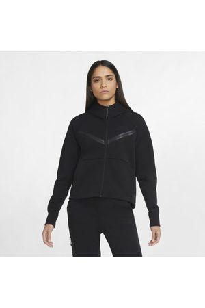 Nike Huvtröja med hel dragkedja Sportswear Tech Fleece Windrunner för kvinnor