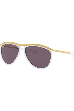 Ray-Ban Rb2219 Aviator Olympian Polarized