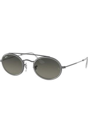 Ray-Ban Rb3847N Oval Double Bridge