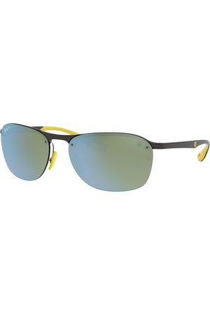 Ray-Ban Rb4302M Scuderia Ferrari Collection Polarized