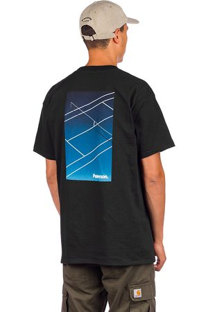 Paterson Court Crop T-Shirt black