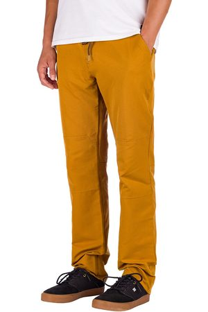 Coal Man Byxor - Sterling Pants golden brown