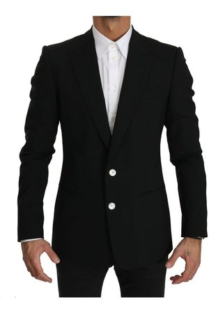 Dolce & Gabbana Slim Fit Wool Blazer