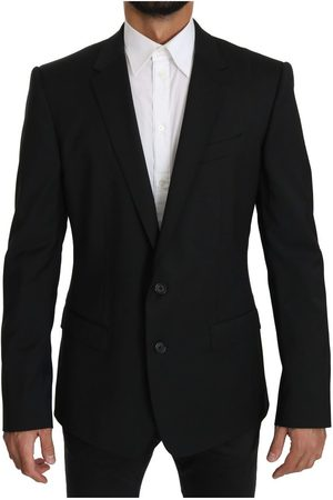 Dolce & Gabbana Single Breasted Martini Blazer