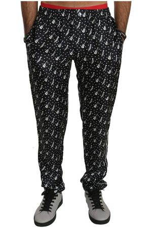 Dolce & Gabbana Musical Instrument Trousers