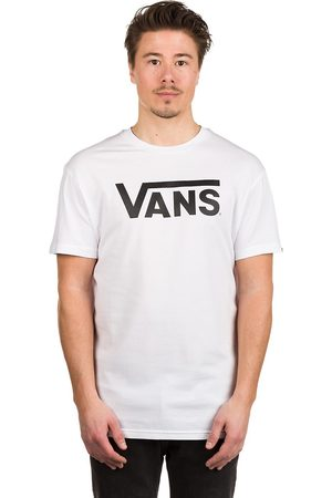 Vans Classic Tee SS white black