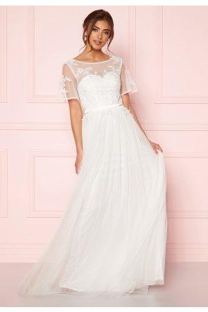 Moments New York Kvinna Balklänningar - Rosalie Wedding Gown White 36
