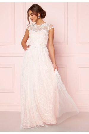 Moments New York Kvinna Balklänningar - Florentina Wedding Gown White 36