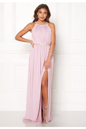 Moments New York Rose Draped Gown Dusty lilac 36