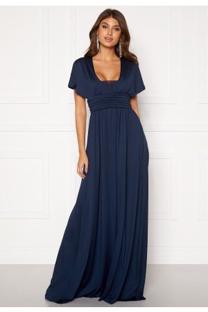 BUBBLEROOM Kvinna Festklänningar - Telma prom dress Dark blue 36