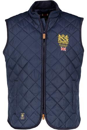 Morris Trenton quilted vest