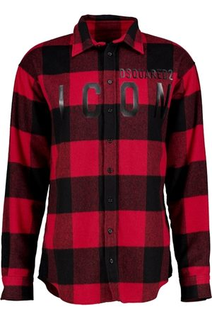 Dsquared2 Icon Flannel Shirt