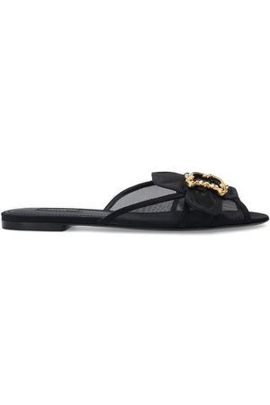 Dolce & Gabbana 'Bianca' slides