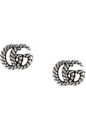 Gucci örhängen med dubbla kedjor
