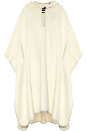 Isabel Marant Eowyn hooded wool-blend poncho