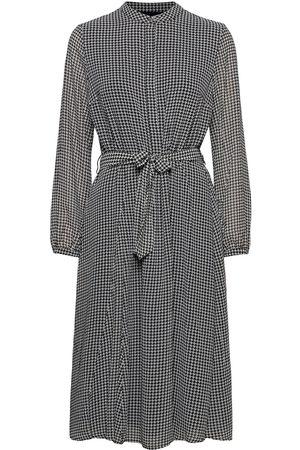 Gerry Weber Dress Woven Fabric Knälång Klänning Multi/mönstrad