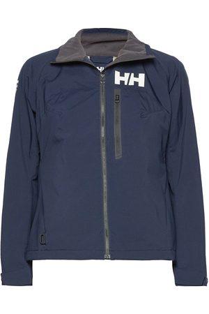 Helly Hansen W Hp Racing Midlayer Jacket Sommarjacka Tunn Jacka Creme