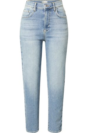 Gina Tricot Kvinna Straight - Jeans