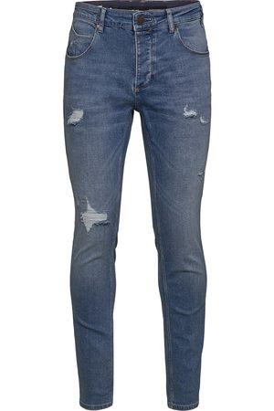Gabba Rey K3518 Lt. Jeans Slimmade Jeans Blå