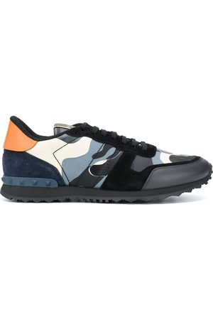 VALENTINO GARAVANI Rockstud låga sneakers