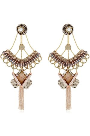 DEEPA GURNANI Fayette Earrings