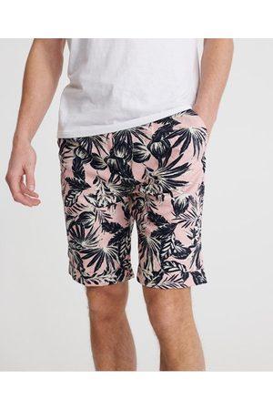 Superdry Man Shorts - Edit chinosshorts med veck