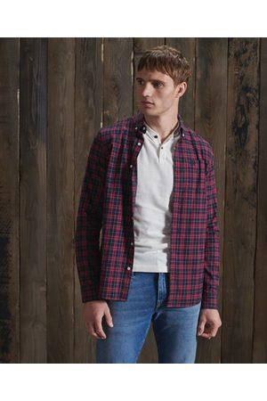 Superdry Man Skjortor - London klassisk buttondownskjorta