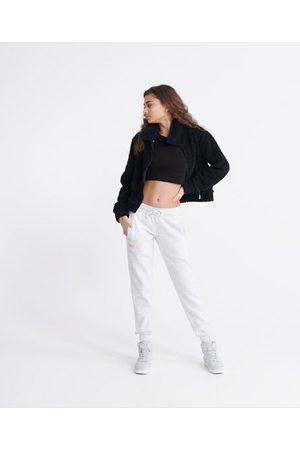 Superdry Kvinna Byxor - Orange Label joggingbyxor