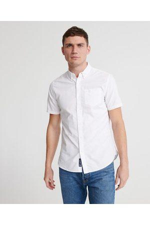 Superdry Man Kortärmade - Classic University Oxford kortärmad skjorta