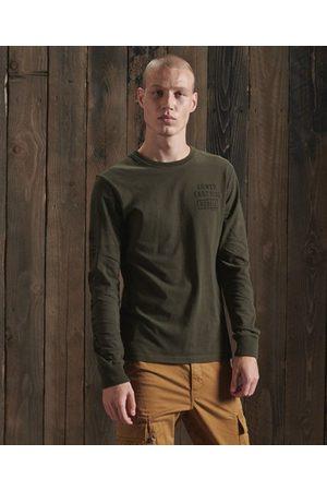 Superdry Lower East Side långärmad tröja