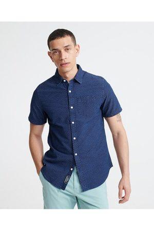 Superdry Loom kortärmad skjorta