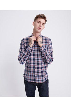 Superdry Man Långärmade - Workwear Lite långärmad skjorta
