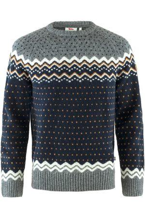 Fjällräven Man Stickade tröjor - Men's Övik Knit Sweater
