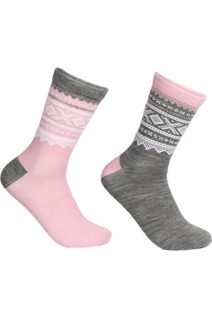 Marius Kids Thin Wool Socks 2-pack