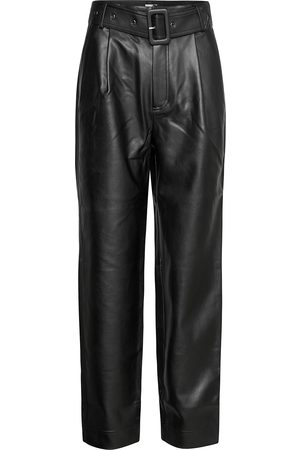 Twist & tango Kvinna Leggings - Aria Trousers Leather Leggings/Byxor