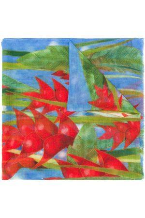 PATEK PHILIPPE Blommig sjal