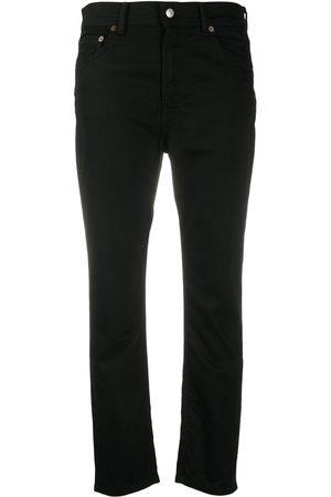 Acne Studios Kvinna Straight - Jeans med raka ben