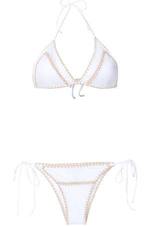 Brigitte Tati e Julia virkad bikini
