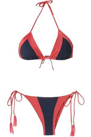 Brigitte Bikini med färgblock