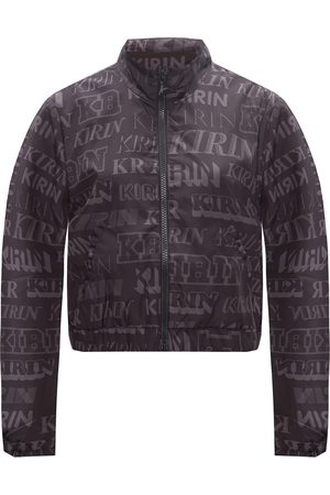 Kirin Polyester track jacket with logo