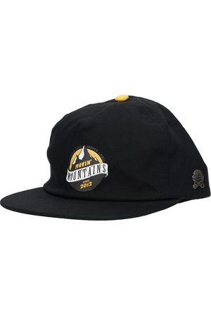 Cayler & Sons CL Movin Mountains Cap washed black