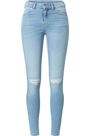 Dr Denim Kvinna Skinny - Jeans 'Lexy