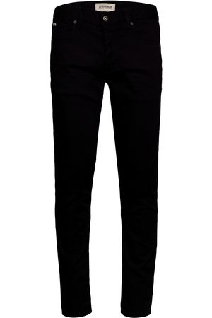 Lindbergh Superflex Jeans Stay Black Slimmade Jeans