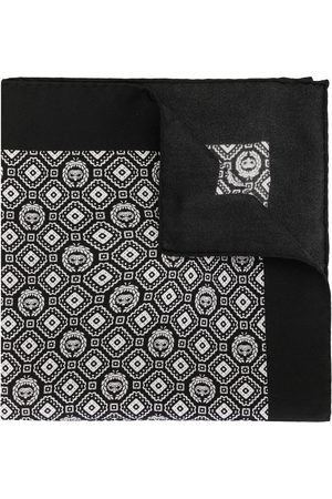Dolce & Gabbana Ficknäsduk med geometriskt tryck