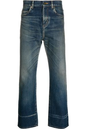 Saint Laurent Jeans med raka ben