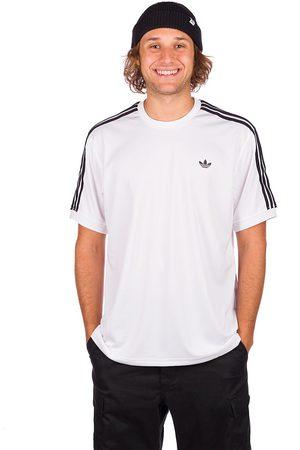 adidas Aero Club Jersey T-Shirt white/black