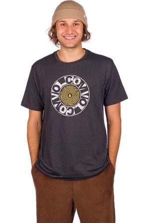 Volcom Vortexsphere Hth T-Shirt heather black